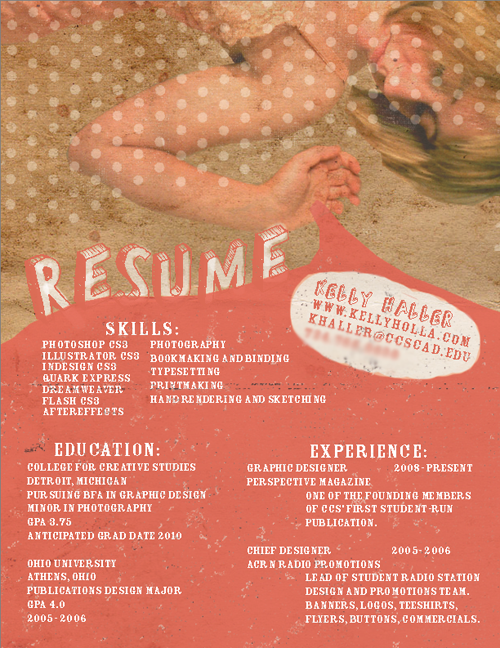 Resume_by_cheektocheek