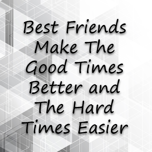 Best friend make the good time