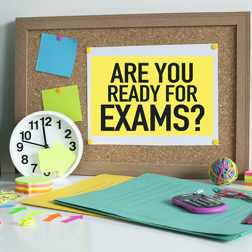 are you ready for exam